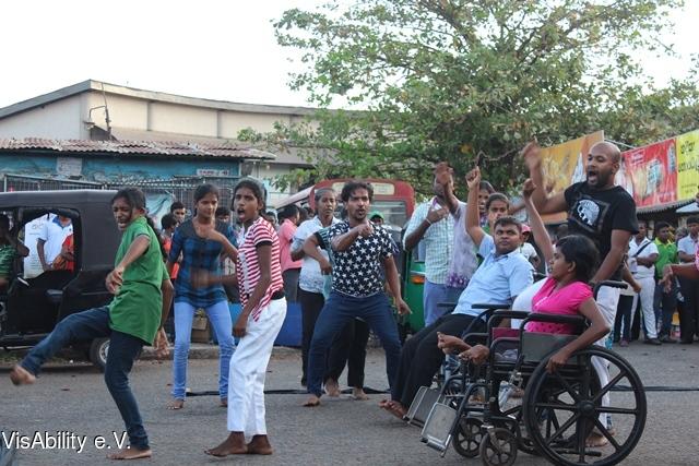 2015-07-09 VisAbility -Performance Anuradhapura 3