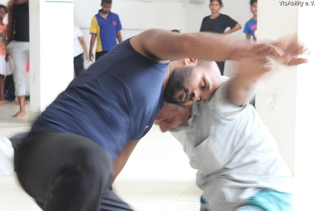 2015-08-17 VisAbility - Dance Workshop - Ampara 4