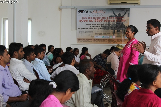 2015-08-19 VisAbility - Rights Workshop - Ampara - 2