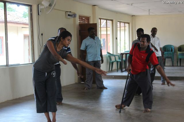 VisAbility - Mixed-abled Dance Workshop - 2