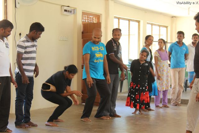 VisAbility - Mixed-abled Dance Workshop - 3
